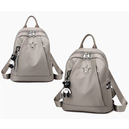 acdde0f8a4b2d quasten-rucksack-stil Rabatt MeiHuiDa 2018 New Style Fashion Zipper Solide  Quaste Frauen PU