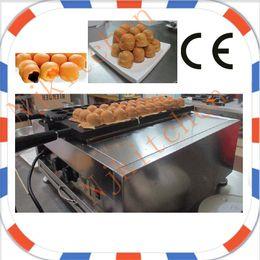 Wholesale Indonesia Stock - singapore and indonesia 110v 220v electric commercial QQ kaya balls waffle maker machine equipment pan Kaya-Balls Cooking Progress