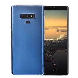 3G WCDMA Goophone Note9 Note 9 Clone 1 Go 8 Go Quad Core MTK6580 Android 7.0 6.3 pouces Courbé Plein Écran 13.0MP Caméra Cadre Métal Smartphone ? partir de fabricateur
