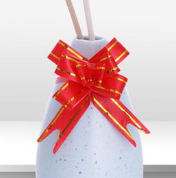 Weihnachtsgeschenk Verpackung Pull Bow Bänder Mix farben 1,1 * 20,5 CM Hochzeit Dekorative Geburtstag valentinstag Zimmer Ornament Dekoration, GiftPresent von Fabrikanten