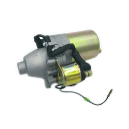 Компрессоры honda онлайн-Соленоид стартера для HONDA GX160 GX200 5.5 Hp 6.5 HP генератор компрессора Малый двигатель 31210-ZE1-023