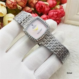 Wholesale Elegant Square - 2018 Swiss Top Luxury Brand Women Watches Ro Reloj Mujer Fashion elegant Quartz Watch Ladies Montre Femme Famale Clock Relogio Feminino