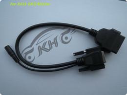 obd bluetooth audi Desconto Para o Lançamento X431 OBD eu ADAPTADOR BOX SWITCH WIRING Sem Fio Adaptador de Cabo de Conversão Bluetooth GX3 Mestre X431 PRO PRO3 3G PAD
