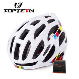 mtb gears Promo Codes - Bicycle Helmet Ultralight Cycling Helmet Casco Ciclismo Integrally -Molded Bike Helmet Road Mountain Mtb Helmets Protective Gear