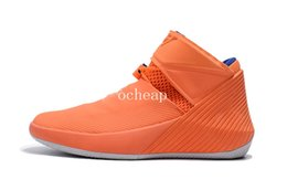 Wholesale Russell Westbrook Shoes - New Russell Westbrook Why Not Basketball Shoes Mens Russell Westbrook Why Black Red Grey Orange Sneakers us size 40-46 Come With Box