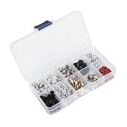 Wholesale Personal Computers - 228pcs Personal Computer Screws & Standoffs Set Assortment Kit for Mother Board