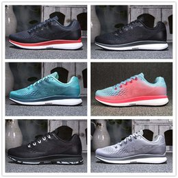 Wholesale Sneaker 34 - 2018 New Zoom Pegasus 34 Mens Running Shoes Women Sport Trainers Sneaker Outdoor Walking Jogging Shoe Top Quality with box