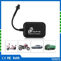 Wholesale automotive timing - Free shipping YENTL Guaranteed 100% car LBS GPS tracker Google link real time tracking Mini Locater GSM Tracker For Car Vehicle