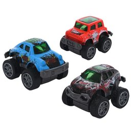 Wholesale mini suv car - Mini Alloy Car Model Pull Back Exercise Boy Boy Alloy SUV Boy 8 Models Random Size: 6*3.5cm Free Shipping