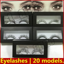 Wholesale Handmade Candy - Alyssa Beauty False Eyelashes Candy Samantha Extensions Handmade Lashes Fake Eyelashes for Eye Lashes Monique Makeup Beauty Eyelashes