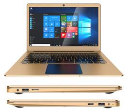 portatile ultra sottile portatile GAMING Laptop HD IPS Grafica 500 fast running 14 pollici N3450 Quad Core gratuito windows10 da carta emmc fornitori