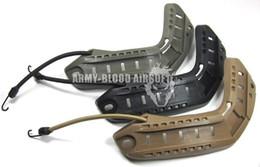 2019 cascos ops core Ops-Core ACH-ARC asiento del riel lateral del casco (BK / DE / FG) cascos ops core baratos