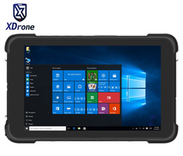 "4g tabletas hdmi online-Original Kcosit K86 Resistente a Windows 10 Impermeable Tablet PC Pro IP67 A prueba de golpes 8 ""Táctil 1280x800 HDMI 4G LTE Ublox Gps PDA"