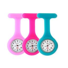 Taschenuhr online-Krankenschwester Uhr Brosche, tragbare Taschenuhr Taschenuhr Gesundheitswesen Krankenschwester Arzt Rettungssanitäter medizinische Brosche Taschenuhr