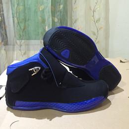 calçados tamanho 18 homens Desconto Atacado New 18 XVIII preto Azul vermelho 2018 homens tênis de basquete sports 18 s tênis formadores ao ar livre de alta qualidade tamanho 41-47