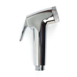 Wholesale Taps Handheld Shower - Toilet Bathroom Bath Toilet Handheld Bidet Faucet Diaper Shower Head Spray Sprayer Tap Douche ABSTap Douche