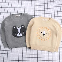 253e9448acef Rabatt Niedliche Baby-pullover