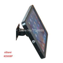 """Wholesale wall display holders - for ipad Pro 12.9"""" security wall mount display on shop mounting lock bracket holder support with anti-theft enclosure"""