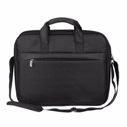 Wholesale 12 Laptop Shoulder Bag - Business Portable Convenient Comfortable Computer Laptop Tablet Shoulder Bag for 15.6 inch 10L Large Capacity Drop Shipping