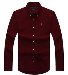 2019 mann aus baumwolle 2018 Verkäufe berühmte Geschäftsmänner schließen Hülse Polo-Hemden populäre Baumwollstickerei Weizen-Polos-kundenspezifischer Entwerfer, der Fred-Kleidhemden 3027 gemacht wird günstig mann aus baumwolle