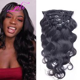 İnsan Saç Uzantıları 9A Sınıf 100% Virgin Vücut Dalga Klip Dalgalı 10-28 inç Hint Virgin Saç Uzantıları Klip 140g İnsan Saç Tam kafa nereden