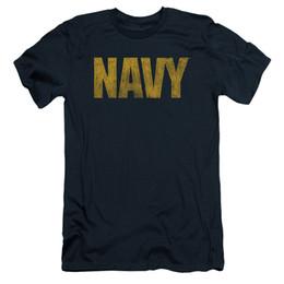 Canada Marine Logo Slim Fit T-shirt Hommes 2018 mode T-shirt O-cou T-shirt 100% coton Tops Tee shirt personnalisé T-shirt imprimé environnemental Homme Offre