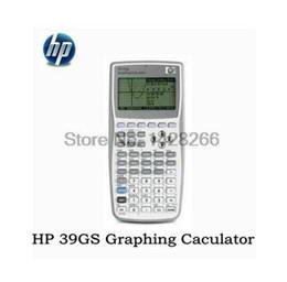 HP 39gs Grafik Hesaplama için 1 Parça Yeni Orijinal Grafik Hesaplama hp39gs için SAT / AP testi öğretmek nereden