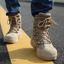 Marque Hommes Zipper Armée Bottes US Forces Spéciales Tactique Desert Combat Bottes En Plein Air Randonnée Chaussures Neige Bottes ? partir de fabricateur