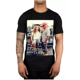 2020 jay z t-shirts Kurzarm Baumwolle T Shirts Mann Kleidung Meine Vergangenheit ist nicht schön, aber meine Dame ist T-Shirt Jay Z Beyonce Hov Schlag Magna Carta günstig jay z t-shirts
