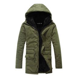 Wholesale Mens Winter Snow Coats - 2016 Hot New Sale Fashion Winter Jackets Mens Cotton Slim Fit Snow Parkas Warm Thick Men Coats Student Jacket