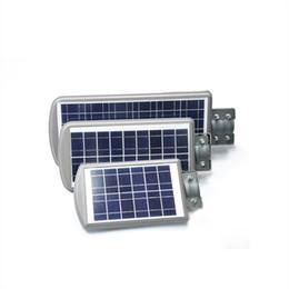 sensore fotocellula di illuminazione Sconti Lampade a LED a energia solare a 60W 40W 20W (Sensore radar + Sensore a fotocellula) Lampade a Led a luce diretta Impermeabile a Led Lampade AC 85-265V