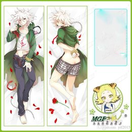 Wholesale Manufacturers Life - Manufacturers selling 610065 theory of projectile broken anime game peripheral life-size pillowcase large wholesale