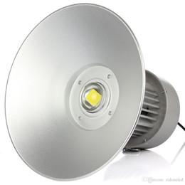 Il commercio all'ingrosso della fabbrica ha condotto l'alta luce della baia della lampada del garage del magazzino illuminazione industriale 50W 100W 150W 200W alto potere ha condotto la luce di inondazione da cree luce del distributore di benzina fornitori