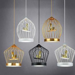 2019 fate luce porcellana Nordic Lampade a sospensione Lampada Creativa Apparecchio LED Rotonda Hanglamp Home Decor Lampade Per Sala da pranzo Cucina Bar Illuminazione