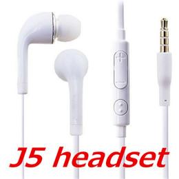 Argentina J5 3.5 mm en la oreja los auriculares auriculares estéreo manos libres música deporte auriculares con micrófono para iPhone Xiaomi Huawei Samsung MP3 PK S8 Suministro