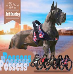 cani colletti bling all'ingrosso Sconti Pet Supplies Pet Dog Vest Harness Leash Collar Anti Flushing 14 Colori 4 Taglie Per La Scelta