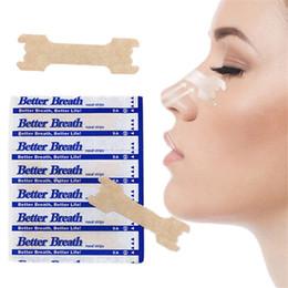 2019 tiras nasales anti ronquidos Las tiras nasales Parches antirronquidos Duerme mejor La ayuda correcta para dejar de roncar Mejor respira Mejora el producto para la salud del sueño rebajas tiras nasales anti ronquidos
