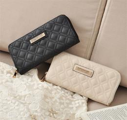 Wholesale women christmas stocking - Hot sell Fashion KK Wallet Long Design Women PU Leather Kardashian Kollection High Grade Clutch Bag Zipper Coin Purse Handbag in stock