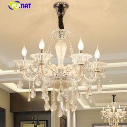 Luxo moderno LEVOU Lustre de Cristal Lustre de Teto de Cristal bolas Pingente Pendurado Lâmpada Luminárias de Cozinha Para Casa de