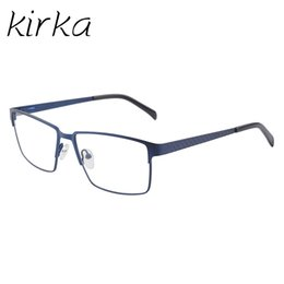 7dc79b3c5a Kirka 2016 High Quality Men Metal lasses Frame