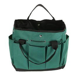 2019 typen gartengeräte Y5080 Gartenwerkzeugtasche Oxford Stoff Garden Square Box Typ Tasche für Gartengeräte-Kit rabatt typen gartengeräte