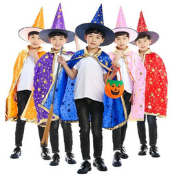 Rabatt Zauberer Kostume Kinder 2019 Wizard Kostume Fur Kinder Im