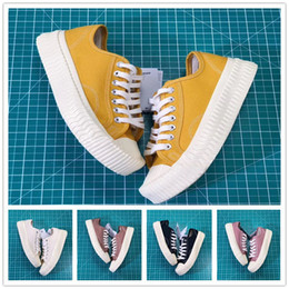 Wholesale green cookies - 2018 New Top Quality Excelsior Bolt Low Couple Sweet Cookie Running Shoes Men Women CS CV Green Yellwo Black Red White Lover Fashion Sneaker