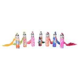 6 Ml Perfume Roller Printed Flower Essential Oil Glass Polymer Clay Empty Bottle supplier glass bottles clay от Поставщики стеклянные бутылки глины