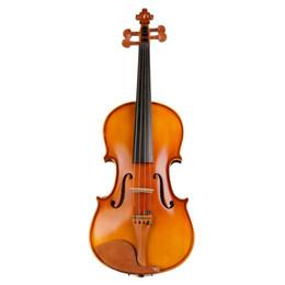 geige violinen Rabatt Handgemachte Anfänger Violine 4/4 3/4 1/2 1/4 1/8 Acoustic Massivholz Violine High-end Antiken Violine musikinstrument mit Fall
