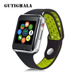 Wholesale m3 android - Gutighala Smart Watch M3 With Camera FacWhatsapp Twitter Sync SMS Smartwatch Support SIM TF Card For IOS Android