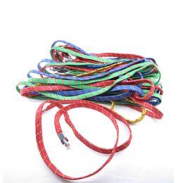 ceintures de bagages Promotion Bicyclette de moto bande élastique / corde de chargement élastique / sangle / ceinture de bagages en nylon 1,5 M long prix usine