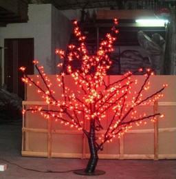 alberi fioriscono all'ingrosso Sconti all'ingrosso LED Cherry Blossom Tree Light 480pcs LED lampadine 1.5 m altezza 110 / 220VAC sette colori per opzione spedizione gratuita