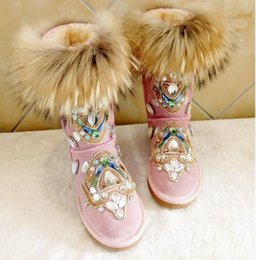 2019 натуральная кожа поверх сапог на коленях Real  fur cow suede leather long winter snow boots for women over the knee boots flats party shoes lady motorcycle дешево натуральная кожа поверх сапог на коленях
