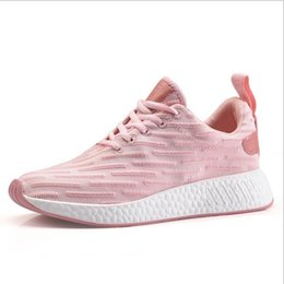 Wholesale Medium Air Wedge - Fashion Sneakers Women Lace Up Casual Shoes ladies Air Mesh Trainers Basket Femme Wedges Ladies Canvas ShoesUE0124